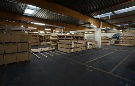 Lager-/Produktionshalle in Melle zu vermieten
