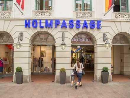 Einzelhandelsfläche in Flensburgs bester Lage