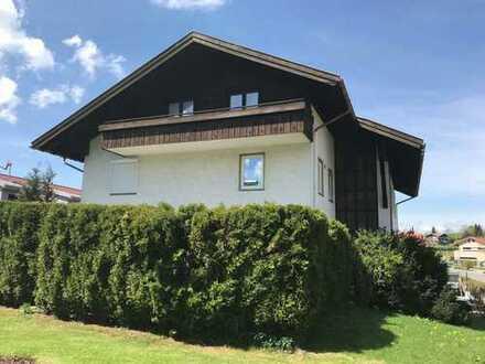 Großzügige Wohnung für die ganze Familie in Oberstaufen