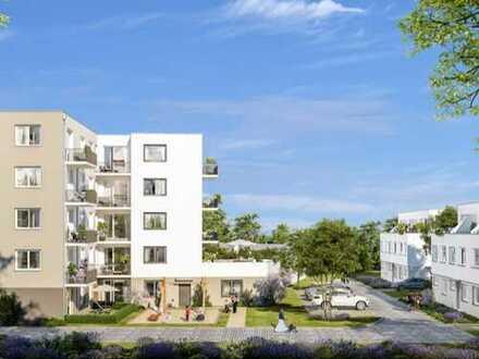 3-Zi.-Gartenwohnung mit hochwertiger Ausstattung und Terrasse in guter Lage