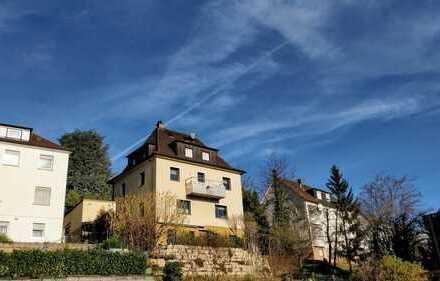 1 - 2-Familienhaus in sonniger Lage von Feuerbach