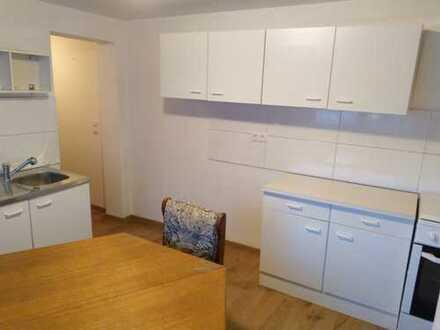 Single-Wohnung - 1 Zimmer, Küche, Bad, Balkon