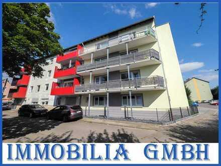 STADTNAH - Vollständig sanierte 4-ZKB Wohnung mit 3 Balkonen/Garage in Zweibrücken