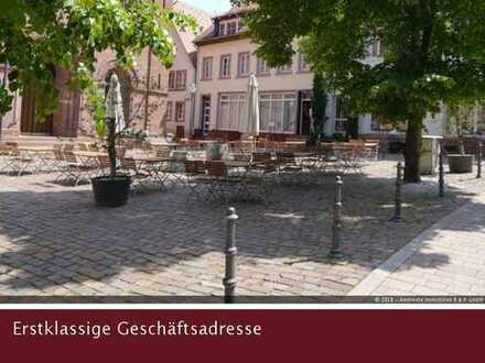 Kaufen statt Mieten! Repräsentative Gewerbeeinheit in bester Lage von Neckargemünd