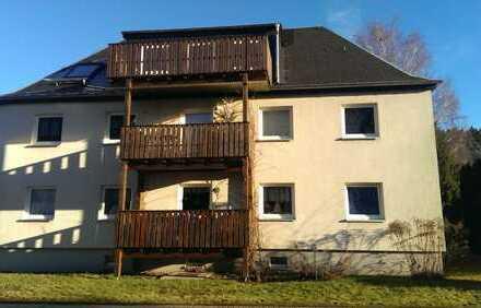 Gemütliche 3-Raum-Wohnung im Dachgeschoß