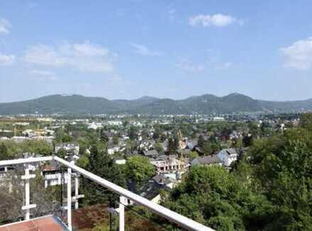 Gemütliche großzügige Wohnung mit Panorama Blick