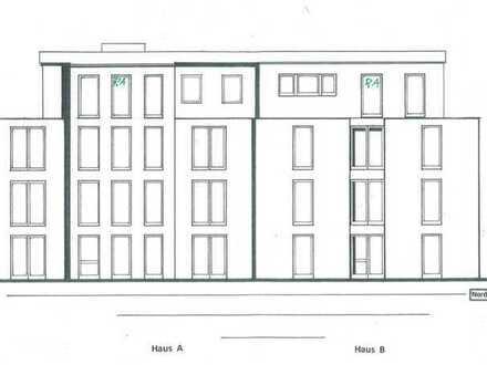 Erstbezug!! Neubau an der Peterstraße - 2 ZKB im Obergeschoss - Haus B