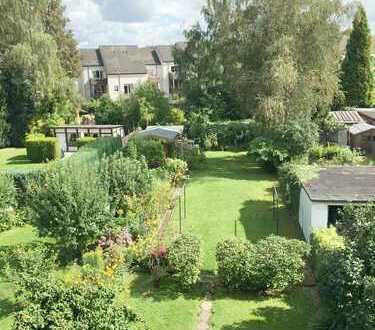 Frisch renoviert! Gemütliches Appartement in Altenbochum. Mit Gartennutzung!