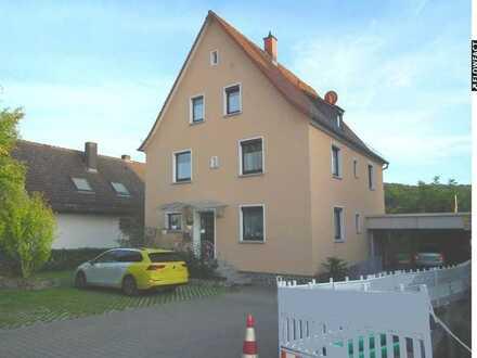Gepflegte 3-Zimmer-Wohnung in grüner und zentraler Lage von Hösbach