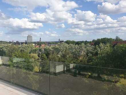 +RESERVIERT+ Luxuriöses Penthouse mit spektakulärem Blick