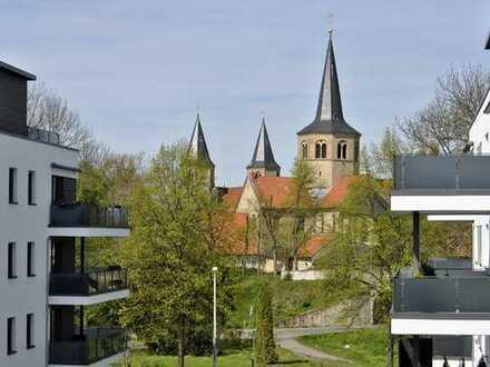 Hildesheim-Weinberg: 2 Zi.-Whg mit EBK und Ausblick