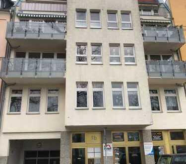 Bild_2-Raum-Wohnung - Wohnen am Kaiserhof / Fahrstuhl und Balkon