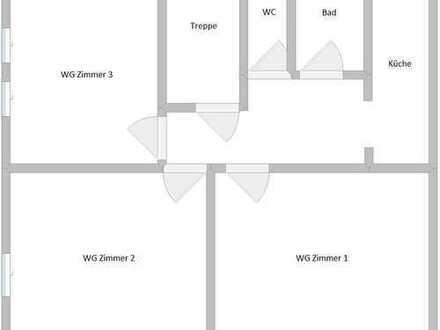 WG-Zimmer, Voll möbliert, U-Bahn, S-Ost Wangen