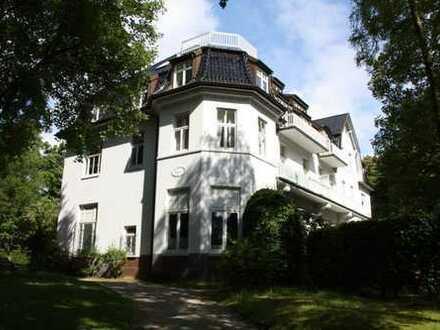 2 Zimmer Whg. in Jungendstilvilla in Hamburg-Nienstedten