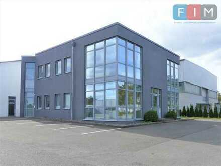 Repräsentatives Bürogebäude im Gewerbepark mit perfekter Anbindung