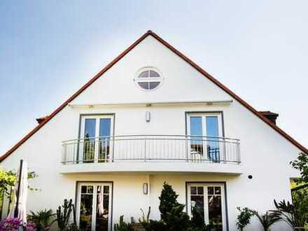 Familienwohntraum! 3-Zimmer-Maisonette-Dachgeschoss-Wohnung mit Südbalkon, Gemeinschaftsgarten