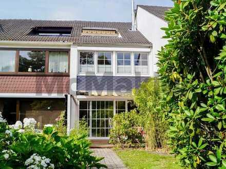 Komplett renovierte 4-Zi.-Ruheoase mit Terrasse und Garten in Huchtingen