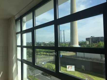HAFEN-SZENE-VIERTEL - NÄHE WDR - Parkett, Balkon, Einbauküche- Whg Nr. 7W1