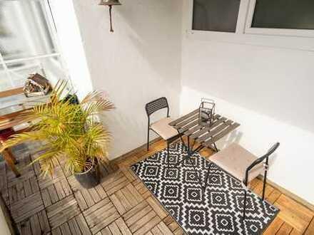 !Nähe HSD! Moderne 3-Zimmer-Wohnung in Düsseldorf-Derendorf