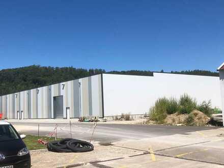 Lager- bzw. Produktionshalle
