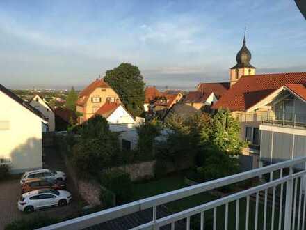 Schönes, geräumiges Haus mit vier Etagen in Hirschberg an der Bergstraße