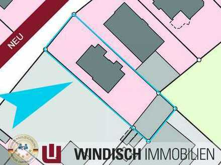 WINDISCH Immobilien - 797qm Grundstück in Olching