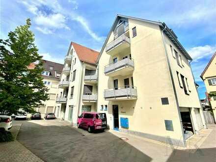 Freundliche Dreizimmerwohnung mitten in Biberach zu vermieten!