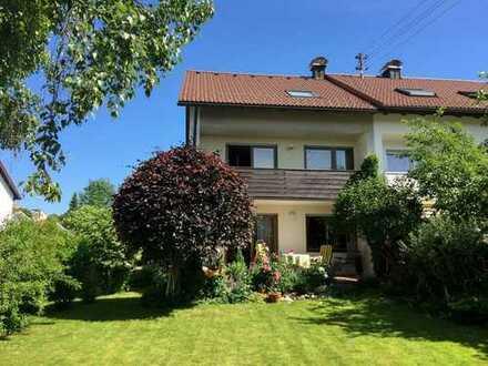 """Attraktive Doppelhaushälfte in Kempten """"Auf der Ludwigshöhe"""""""
