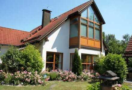 100 m zum Wörthsee Exklusive kleine Doppelhaushälfte *** Teilmöbliert ***