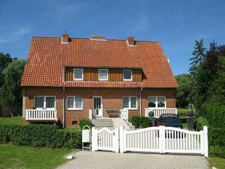 6-Familienhaus in der idyllischen Elbtalaue