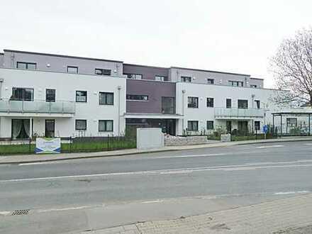Domini bietet: Barrierefreie 3 Zimmerwohnung im EG / Neubau mit Aufzug, Balkon + TG-Stellplatz uvm.!