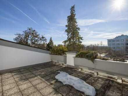 Besonderes Haus mit viel Platz*Teilgewerblich nutzbar*Schwimmbad*Sauna*Dachterrasse*Garten