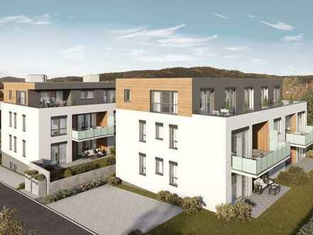 Attraktive 4-Zi.-Neubauwohnung mit Balkon