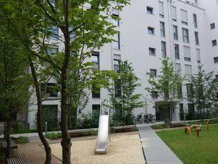 Prima Penthouse-Wohnung mit Dachterrasse in Nürnberg - St. Johannis