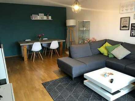 Große, moderne und exklusive 3 Zimmer Wohnung in hoch gepflegter Wohnanlage in Finthen