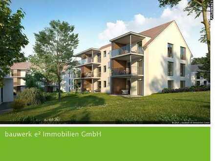 Großzügig und Energieeffizient: 2-Zimmer-NEUBAUwohnung in der grünen Ortsmitte