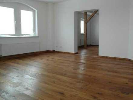 Einzigartige 2-Raum-Single-Wohnung mit hochwertiger EBK u. Blick über die Elbe