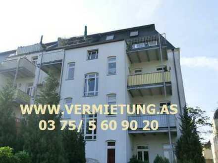 +++ Gemütliche DG-Wohnung mit Balkon +++