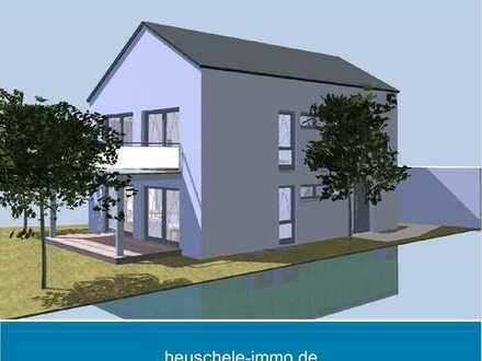 Freistehendes Einfamilienhaus für die große Familie im ruhigen Ortskern direkt am Grünen - Neubau