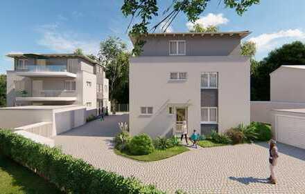 ***Neubau! Moderne und lichtdurchflutete Dachgeschosswohnung mit Balkon in Köln Weiden!***