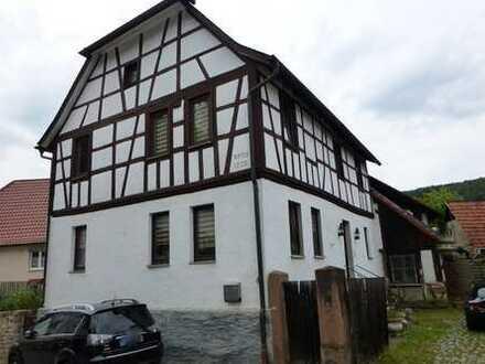 Denkmalgeschützes Haus in Heppenheim-Kirschhausen