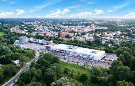 ab sofort - ca. 38 m² Bürofläche im Büroturm der Bahnhofs-Passage Bernau, direkt vom Eigentümer!