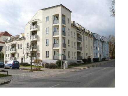 Schöne 2 Zi-Whg. in d. Wohnanlage Raumer/Ruhl. Str. in Eberswalde