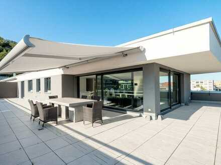 Luxus-Penthouse mit Panoramablick in Top-Lage