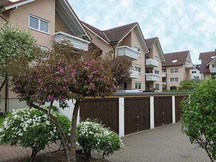 Sonnige 3-Zimmer-Eigentumswohnung mit 2 Terrassen