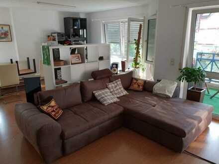 Stilvolle 3-Zimmer-Wohnung mit Balkon und Einbauküche in Schwalbach