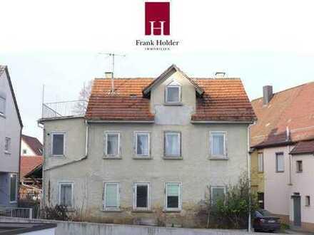Kleine Immobilie im Herzen von Rottenburg