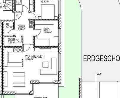 Wohnung, 3 Zimmer, 92,51 m², EG, 2 Carports, Garten