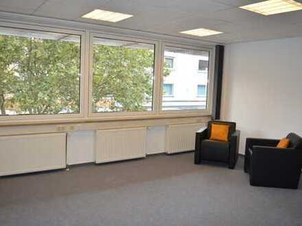Geräumige und helle Büro- oder Praxisräume im Stadtzentrum Homburg