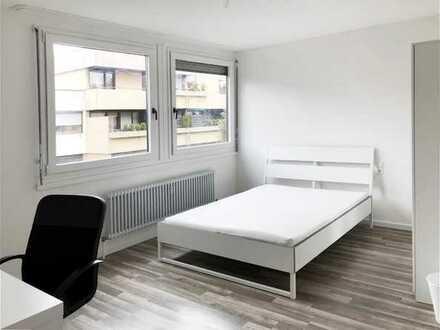 Möbliertes Appartement